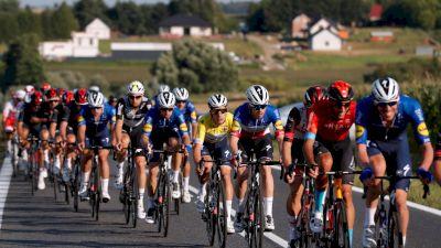 Replay: 2021 Tour of Poland Stage 3