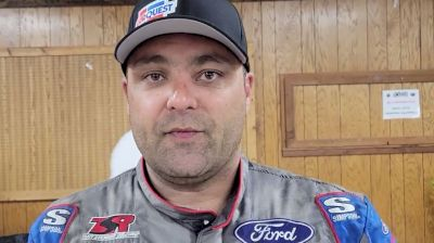 Donny Schatz Has A Familiar Feel in Knoxville