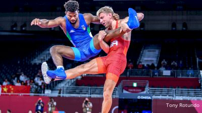 Will Dake Stay At Cornell? & The Folkstyle vs Freestyle Debate | FloWrestling Radio Live (Ep. 682)