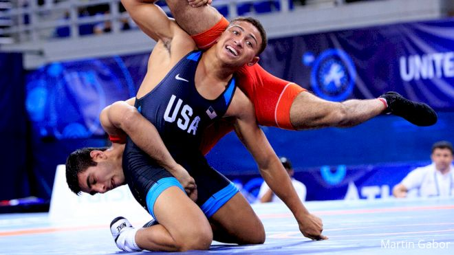 Cadet Worlds = NCAA Champs And Olympians