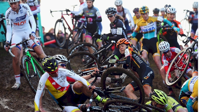 picture of 2022 UCI Cyclocross World Cup: Flamanville