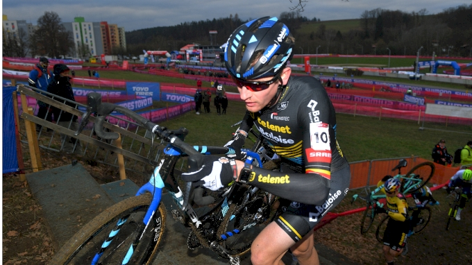 picture of 2021 UCI Cyclocross World Cup: Dendermonde