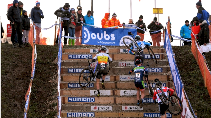 picture of 2021 UCI Cyclocross World Cup: Rucphen