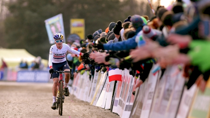 picture of 2021 UCI Cyclocross World Cup: Val di Sole
