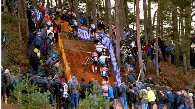 picture of 2021 UCI Cyclocross World Cup: Antwerpen