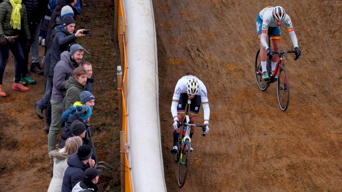 picture of 2021 UCI Cyclocross World Cup: Besançon