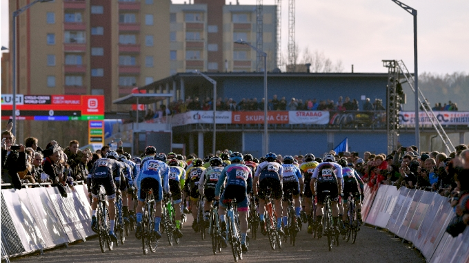 picture of 2021 UCI Cyclocross World Cup: Tabor