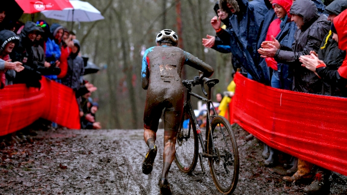 picture of 2021 UCI Cyclocross World Cup: Overijse