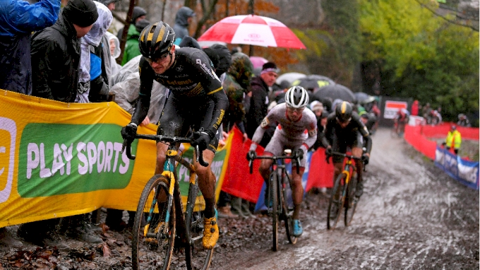 picture of 2021 UCI Cyclocross World Cup: Zonhoven