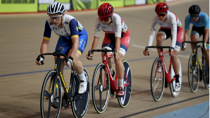 picture of 2021 USA Cycling Collegiate Track Nationals