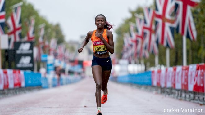 Brigid Kosgei, Shura Kitata To Defend London Marathon Titles