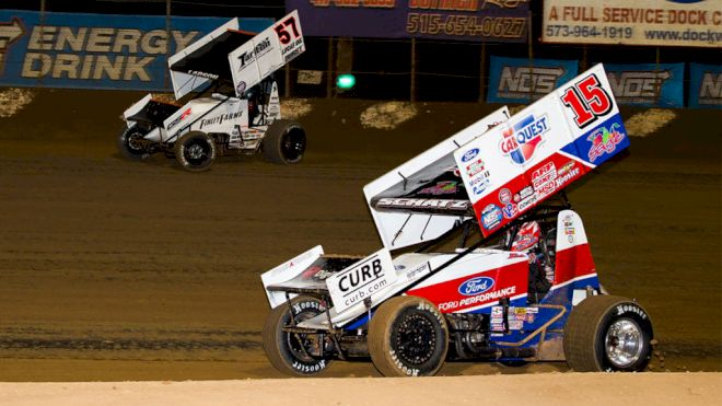 Kyle Larson Is The Talk Of The Town At Knoxville But ...