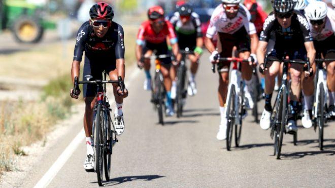 The Three Vuelta a España Favorites