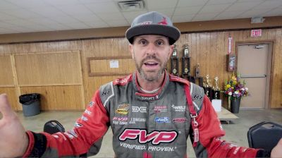 Brian Brown's Emotional Knoxville Prelim Win