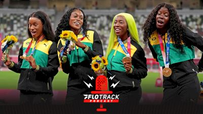 Could Jamaican Olympic 4x1 Still Break The World Record This Year?