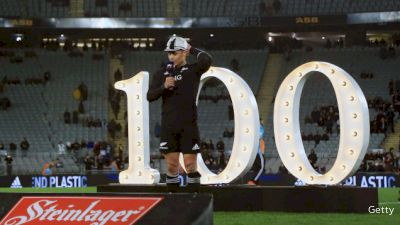 Aaron Smith Talks About Playing 100th Test