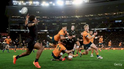All Blacks Go End To End For A Brilliant Try