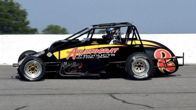 Ryan Newman Returns to USAC for Hoosier Classic