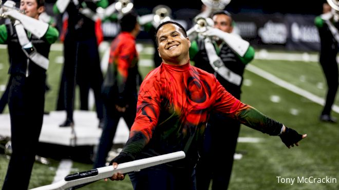 Photo Gallery: 2021 The Cavaliers @ DCI Celebration