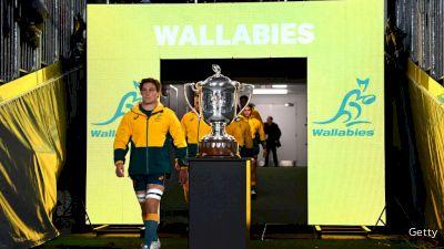 Matt Giteau: What's So Special About The Bledisloe Cup?