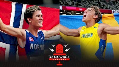Which Men's Olympic Gold Medalists Can Win Next Four Championships?