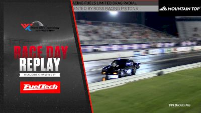 Chad Henderson Runs 4.08 in LDR qualifying at the PSCA Heads-Up Hootenanny