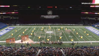 """Highlight: The Cadets """"Simple Gifts"""""""