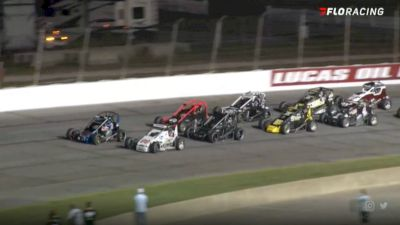 Feature Replay | Champion Midgets at Lucas Oil Raceway