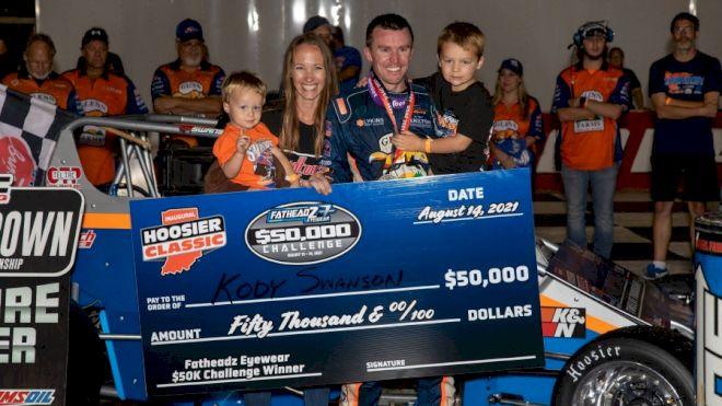 Kody Swanson Has A $77,600 Night At Hoosier Classic