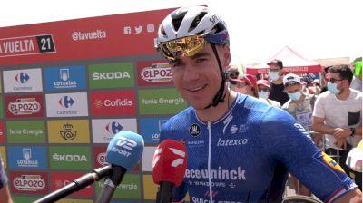 Fabio Jakobsen: Sprint Opportunities Ahead At The 2021 Vuelta A España