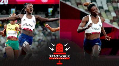 Would Christine Mboma & Beatrice Masilingi Have Medaled In Olympic 400m?