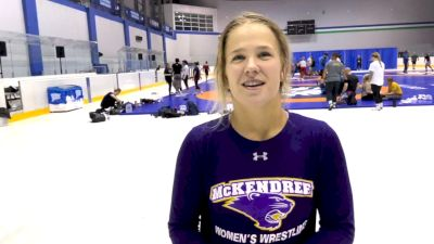 Payton Stroud Is In Russia To Represent The USA and McKendree