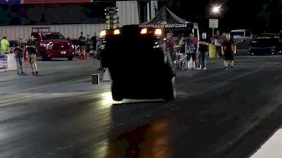 Huge Wheelie During X275 Eliminations at WWTR