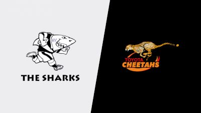 Replay: Sharks vs Cheetahs | Aug 15