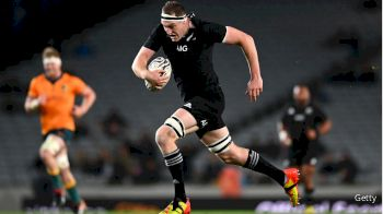 Brodie Retallick Finishes Off A Great Try