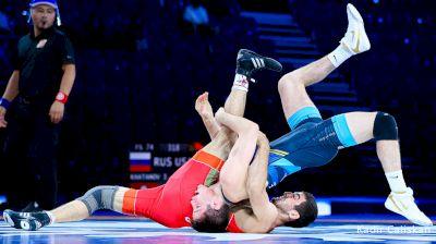 Keegan O'Toole Breaks Down His Junior World Semi Agains The Russian