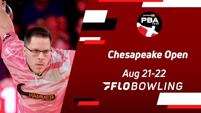 picture of 2021 PBA Chesapeake Open
