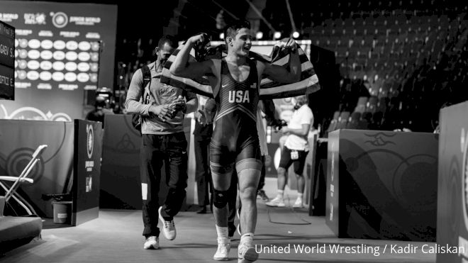 All-Access At The 2021 Junior World Championships