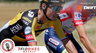 Should Roglic Reclaim Red On Stage 6?