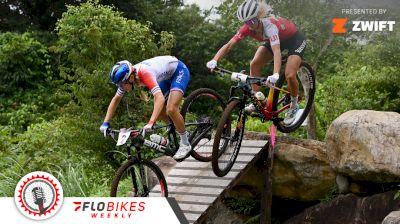 Pauline Ferrand Prevot, Mathieu Van Der Poel Look For Tokyo Redemption At 2021 UCI Mountain Bike World Championships