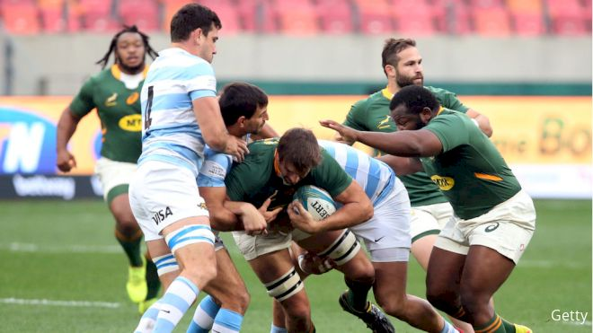 Test #2 Preview: South Africa vs Argentina
