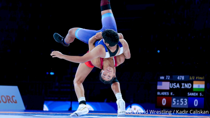 picture of 2021 Junior World Championships