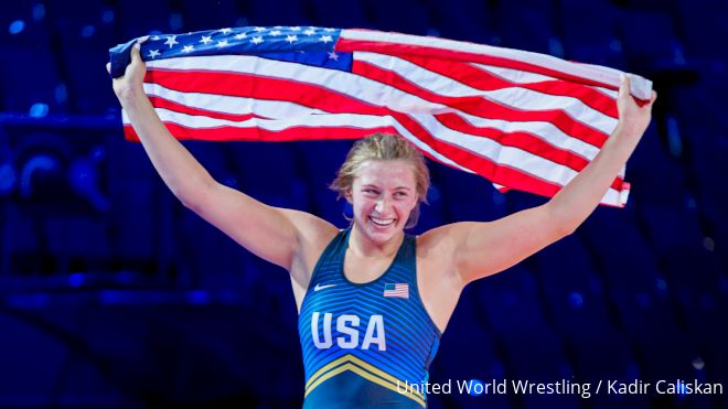 The Pulse With Andy Hamilton: USA Gaining In Women's World Supremacy Race