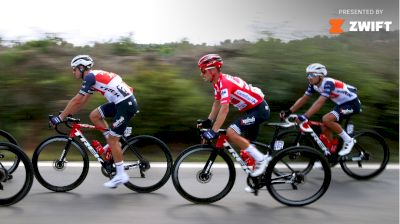 On-Site: Crosswinds Cause Carnage On Stage 6 Of The 2021 Vuelta a España