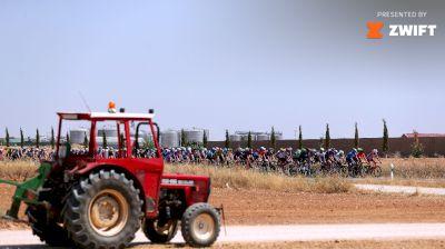 Risk Of Crosswinds Keep Vuelta a España Peloton On Alert | Chasing The Pros