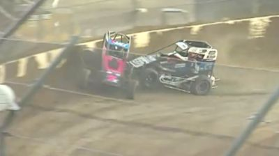 T-Mez and Zeb Wise Collide in BC39 Qualifier