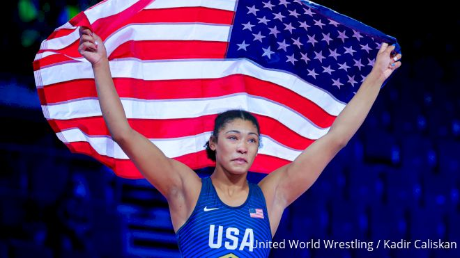 A Look Back At A Historic Junior Worlds For USA Women