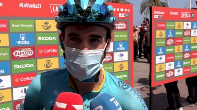 Ion Izaguirre: A Day For The Breakaway On Stage 7 - 2021 Vuelta A España