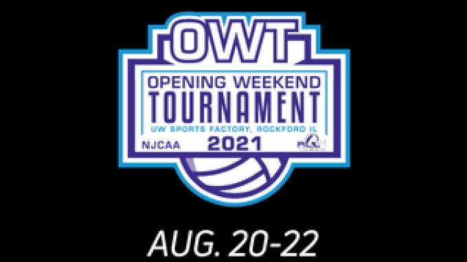 picture of 2021 Opening Weekend Tournament