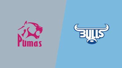 Replay: New Nations Pumas vs Blue Bulls | Aug 18